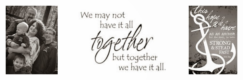 We May Not Have It All Together...