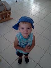 Kyler 21 months old