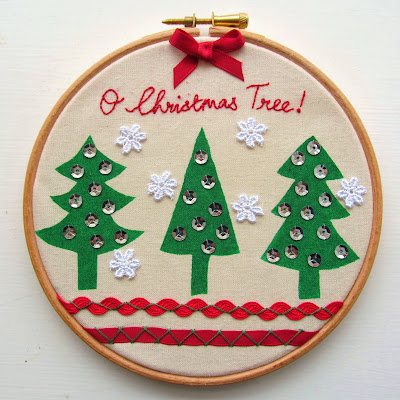 http://angharadhandmade.blogspot.co.uk/2013/11/christmas-tutorial-festive-embroidery.html