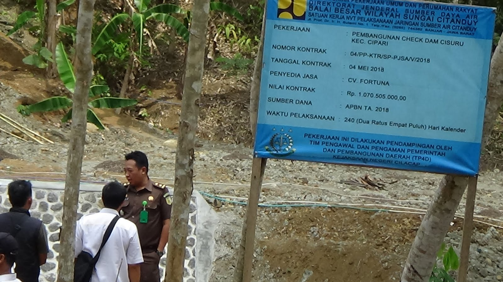 Galeri Foto TP4D K Sidareja Dan Gandrungmangu