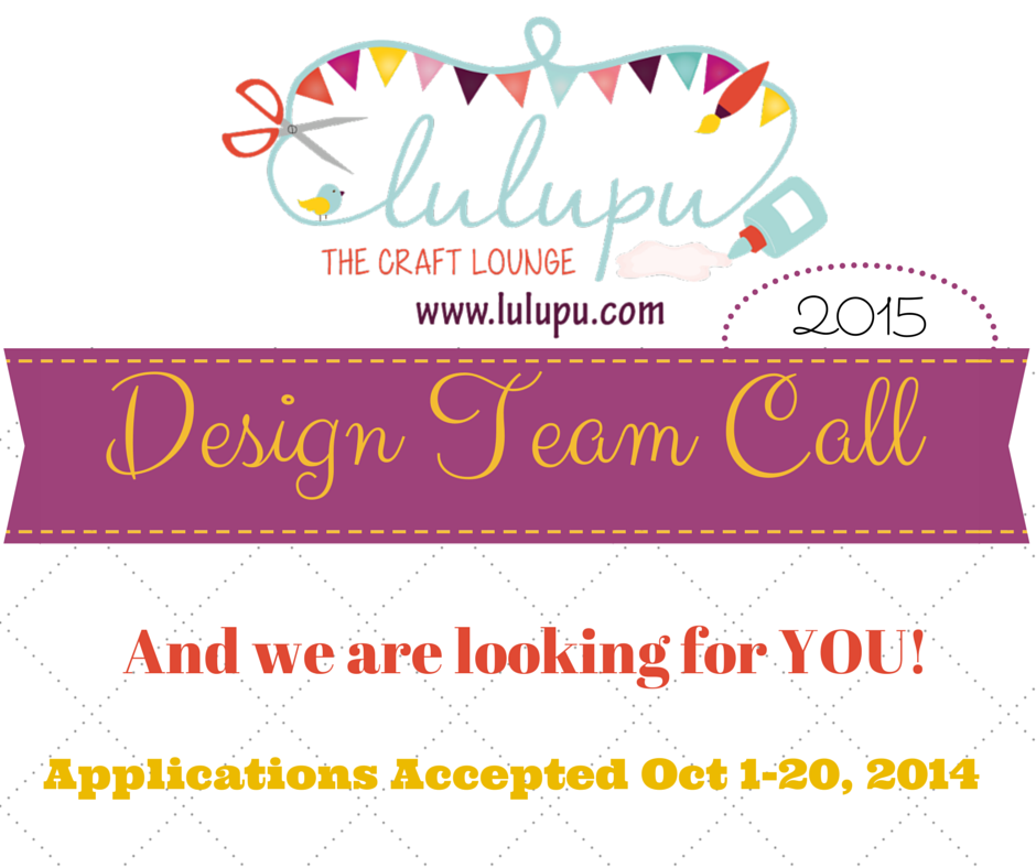Design Team Call 2015
