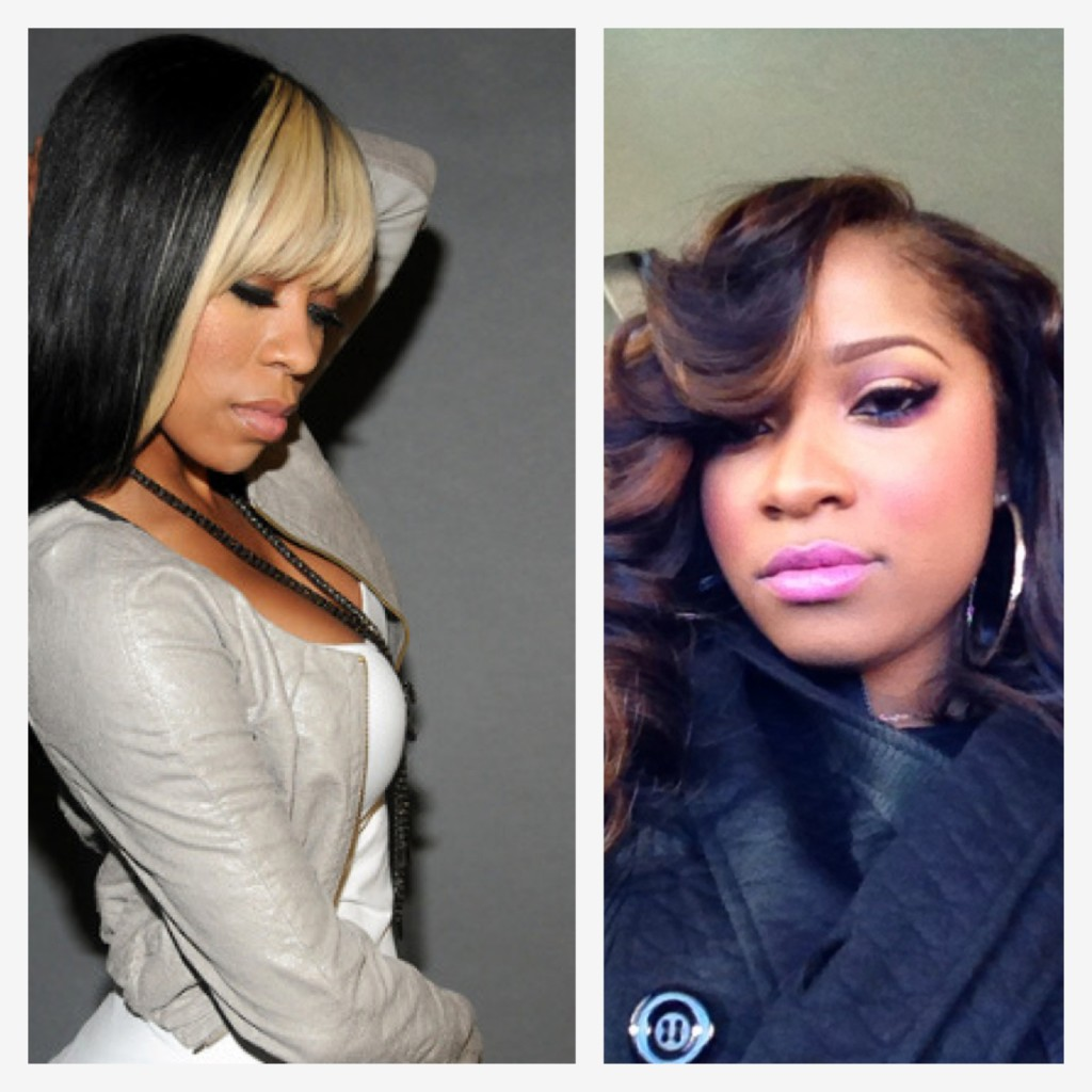 michelle-and-toy...K Michelle And Toya Beef