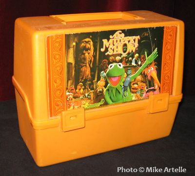 Mikey 39 s muppet memorabilia museum the muppet show 1976 1981 for Decor 6 piece lunchbox