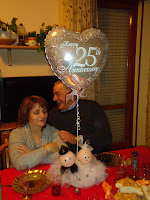 Con mio marito Annibale