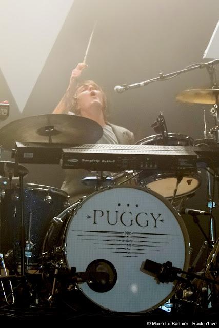 Puggy - Ziggy - Trianon Marie Le Bannier Rock'n'Live