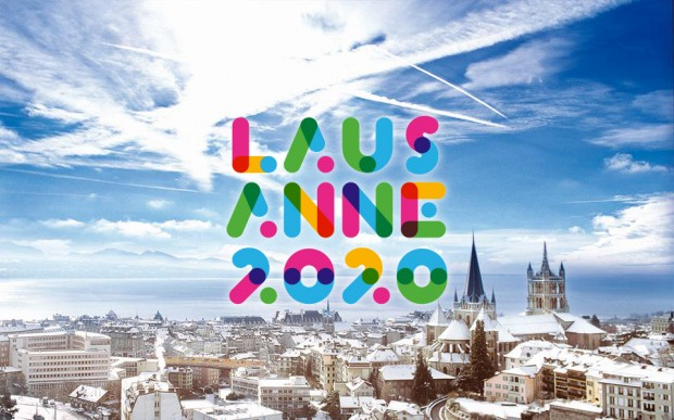 Jeux Olympiques de Lausanne 2020