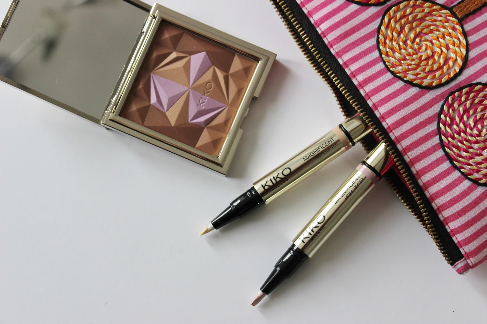 Kiko luxurious collection