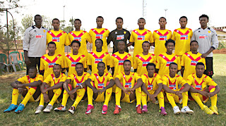 Saint George Ethiopia African Champions League