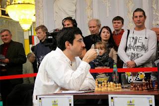 Vladimir Kramnik n°2 mondial © Chessbase