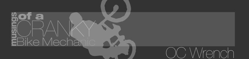 Cranky Bike Mechanic