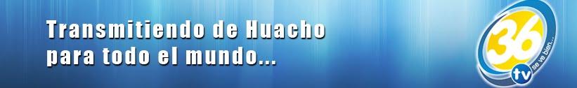 Canal 36 TV Huacho