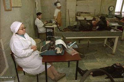 Seram! Beginilah Pabrik Penjual Organ Tubuh Manusia