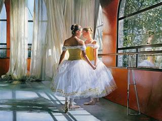 Bonitas Bailarinas de Ballet