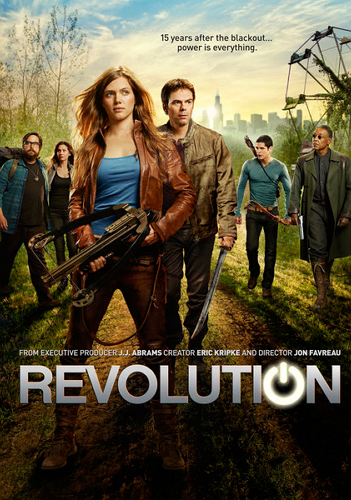 Revolution Download Revolution 1ª Temporada AVI + RMVB Legendado