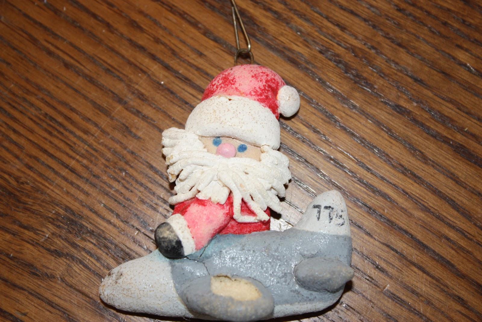 I Had An Air Bubble That Broke Off Part Of Santa's F16