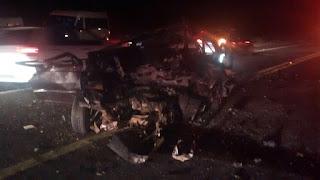 Grave acidente na BR 230 no sentido Soledade deixa vítimas fatais