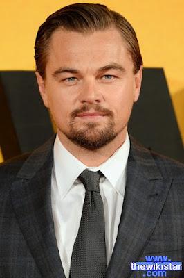 الممثل الأمريكي ليوناردو دي كابريو Leonardo DiCaprio