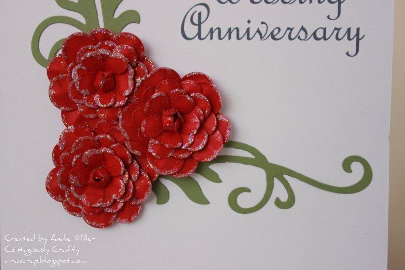 Contagiously crafty: happy 40th wedding anniversary