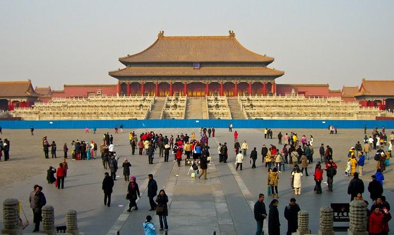 Wisatawan-di-Beijing-China