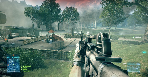 battlefield 3 game pc free