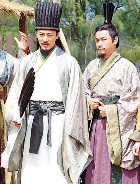 Raymond Lam Kenneth Ma Return to the Three Kingdoms