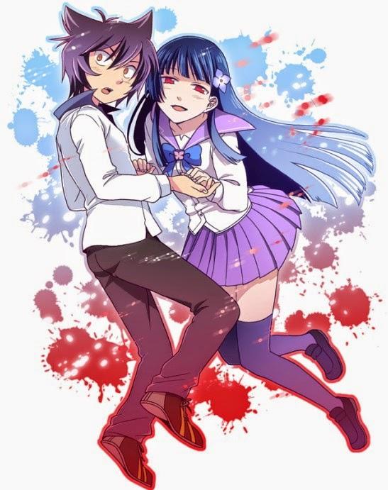 さんかれあ   Sankarea   Sankarea: Undying Love さんかれあ   さんかれあ   Sankarea OVA   Sankarea Episodes 00 & 14   さんかれあ 吾輩も... ゾンビである...   Sankarea: I, Too, Am... A Zombie...   Sankarea: Wagahai mo... Zombie de Aru...   Sankarea Special, Sankarea Episode 13