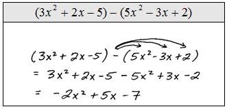 math worksheet : openalgebra  adding and subtracting polynomials : Adding Subtracting Polynomials Worksheet