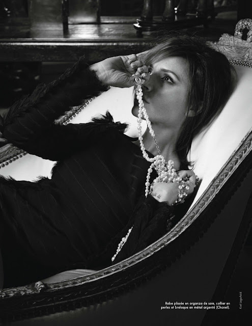 Chanel and Victoria Beckham
