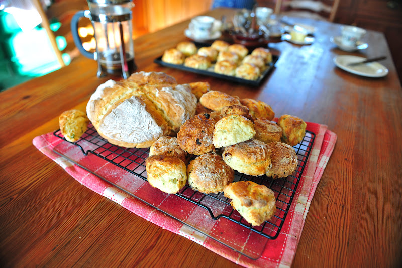 Gypsy Soda Bread Recipe — Dishmaps