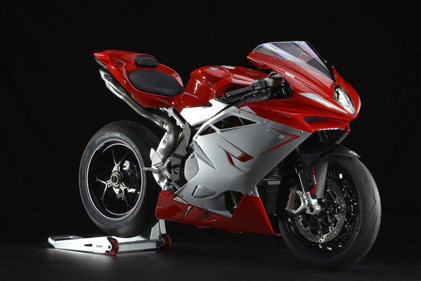 2014 New MV Agusta F4 R Review
