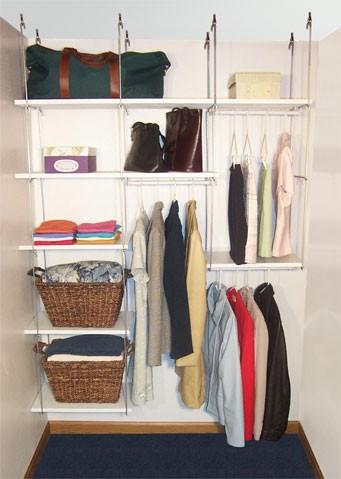 Dise os de closets o armarios para el dormitorio principal for Closet de madera para dormitorios