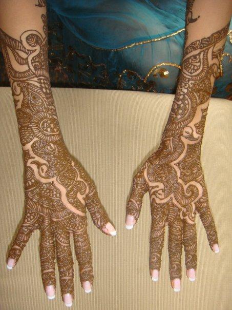 pakistani mehndi design 033 Indian Bridal Mehndi Designs