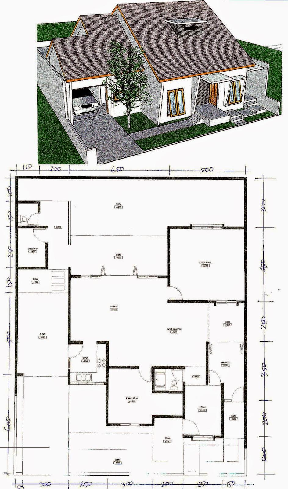 Download Denah Rumah Minimalis Format Pdf 2015