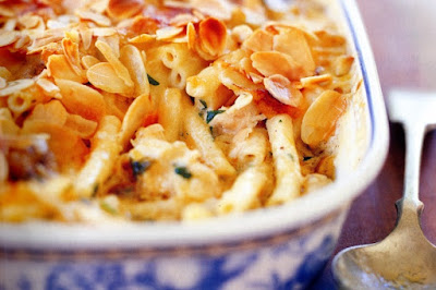 Turkey macaroni bake Recipe