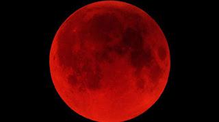 Kanli Ay Tutulmasi 33 Yil Sonra