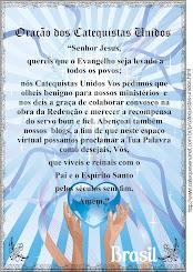 Oração Catequistas Unidos