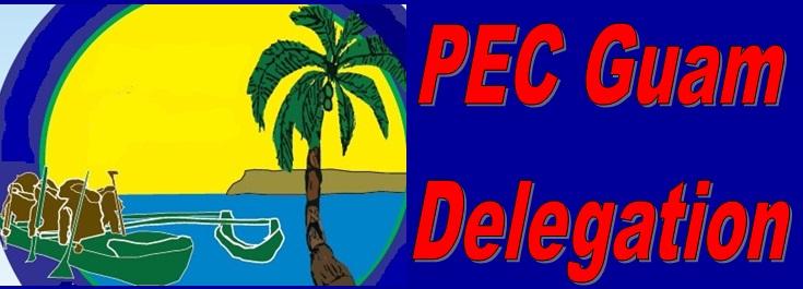 PEC Guam Delegation