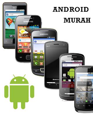 Handphone Android Terbaru 2013
