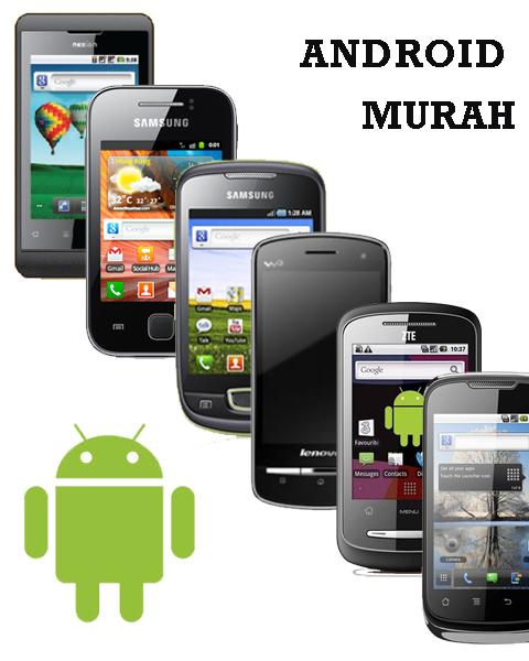 Daftar Harga HP Android Terbaru 2014