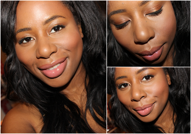 uk black beauty bloggers nude lips