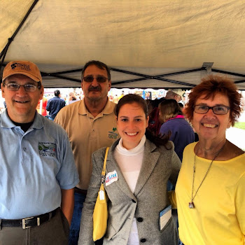 All Smiles in Lewis County as Stefanik Visits