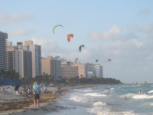 Miami Beach,sunset photo,beach photo