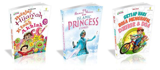 Kelas Nulis Buku Anak Online