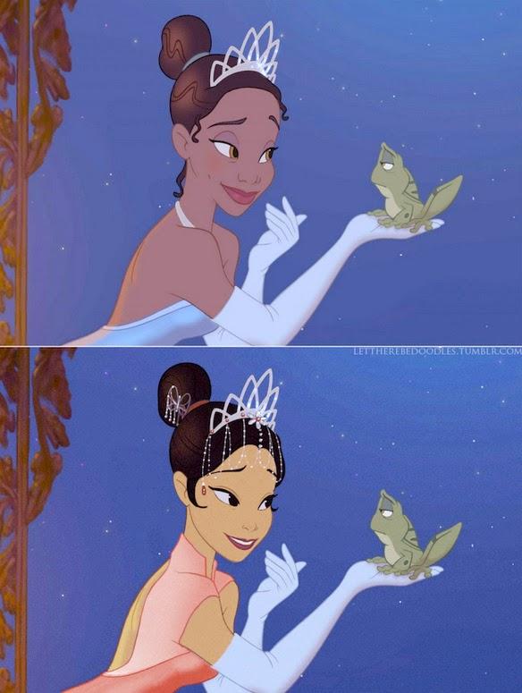 Princesas Disney, Princesas, princesas populares, princesas de otra cultura, casa real, aristocracia, disneyland, disneyland paris, disneyland orlando, pixar, tiana y el sapo