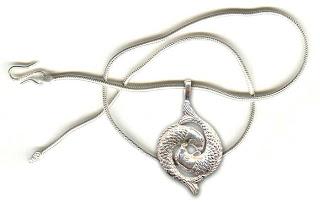 Indian Silver Jewellery Unique Pendants & Amulets