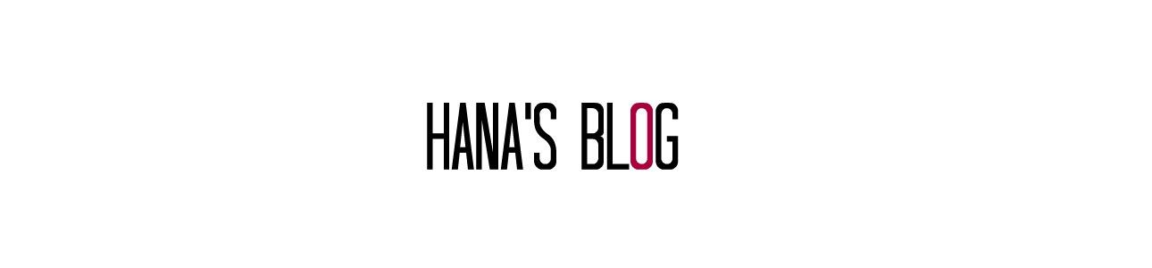 Hana's blog