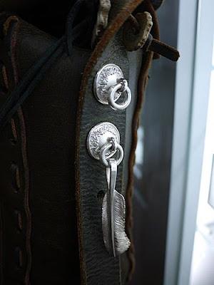 legend 的吉原直的用袋, 加上legend 的純銀配件