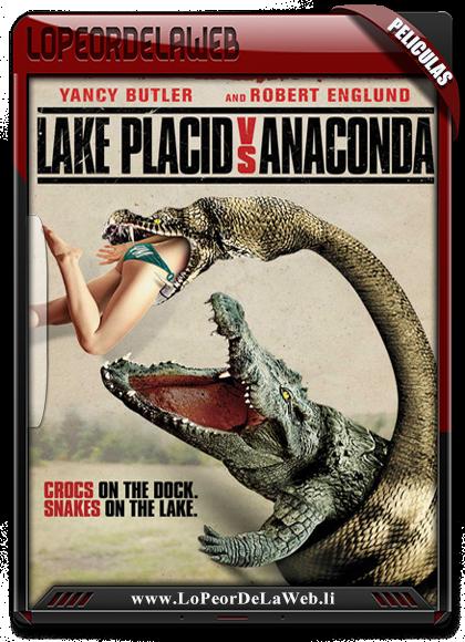 Mandíbulas contra Anaconda DVDRip Latino