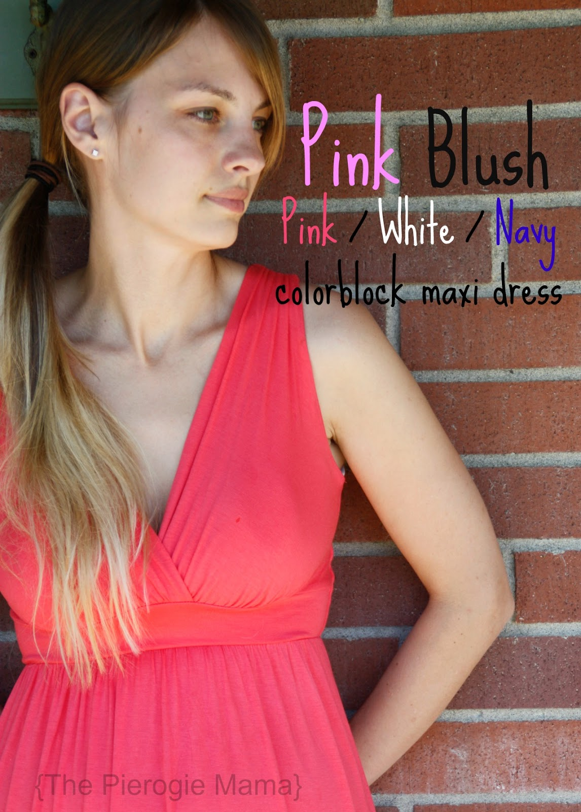 The Pierogie Mama: Maternity and Nursing wear with Pink Blush + Giveaway!