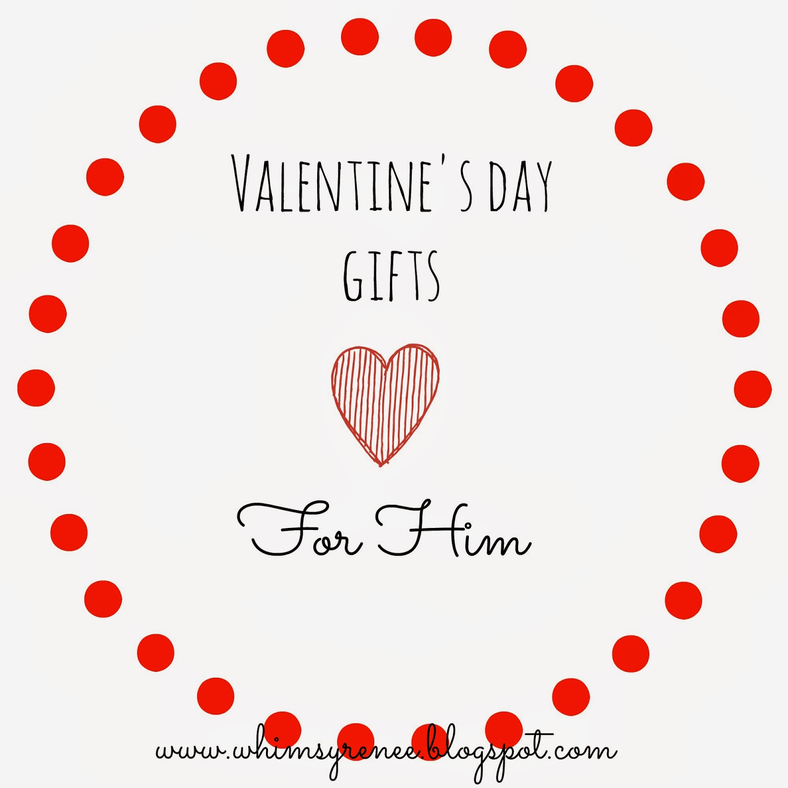 Whimsy Renee Valentine 39 S Day Gifts For Him